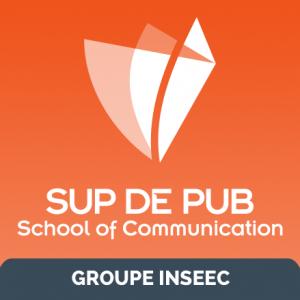 Nouveau logo Sup de Pub